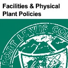 Facilities and Physical Plant Policies